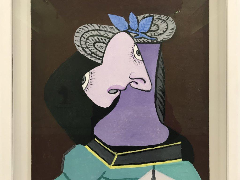 Vue de l'exposition Calder-Picasso, Musée Picasso, Paris (11)
