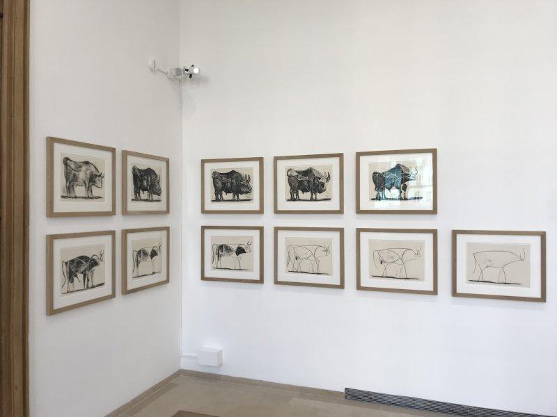 Vue de l'exposition Calder-Picasso, Musée Picasso, Paris (22)