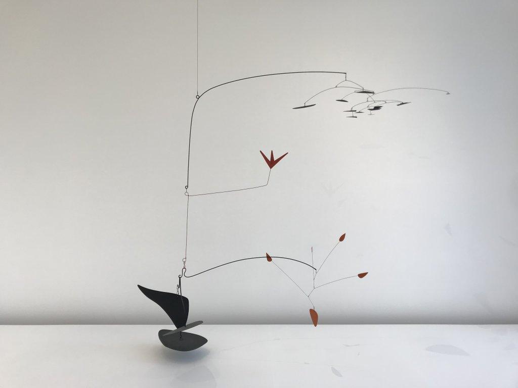 Vue de l'exposition Calder-Picasso, Musée Picasso, Paris (23)