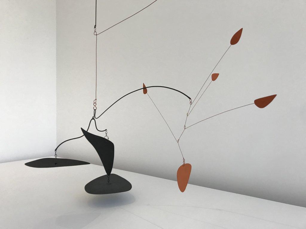 Vue de l'exposition Calder-Picasso, Musée Picasso, Paris (24)