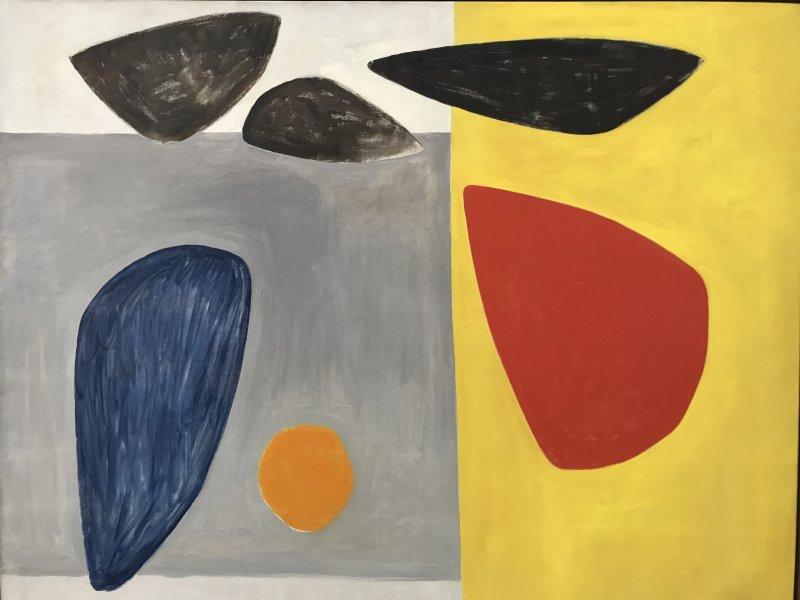 Vue de l'exposition Calder-Picasso, Musée Picasso, Paris (25)