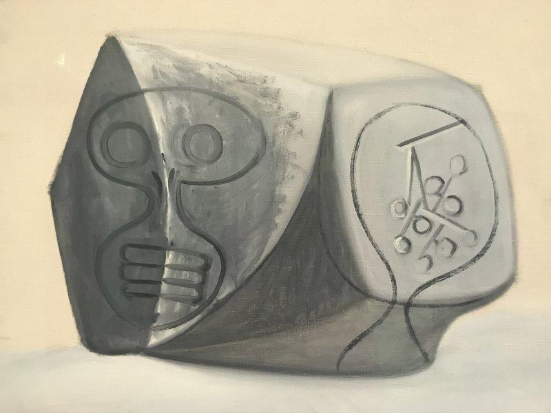 Vue de l'exposition Calder-Picasso, Musée Picasso, Paris (26)