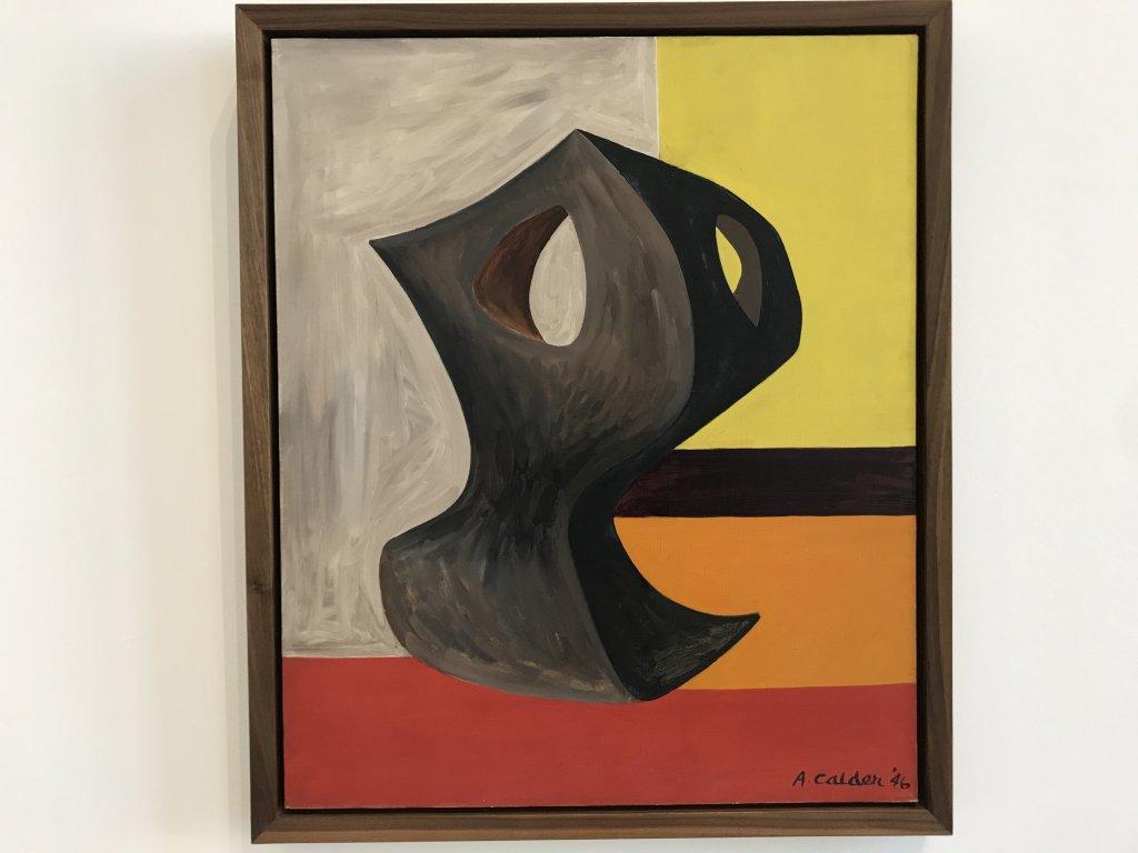 Vue de l'exposition Calder-Picasso, Musée Picasso, Paris (27)