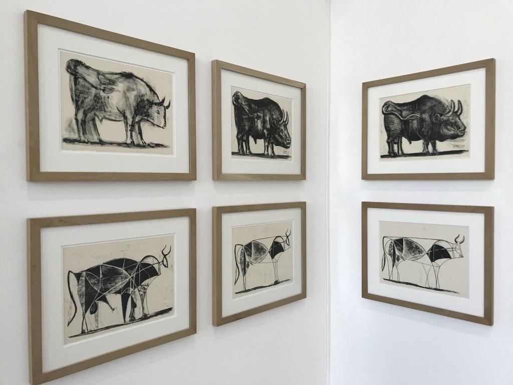 Vue de l'exposition Calder-Picasso, Musée Picasso, Paris (29)