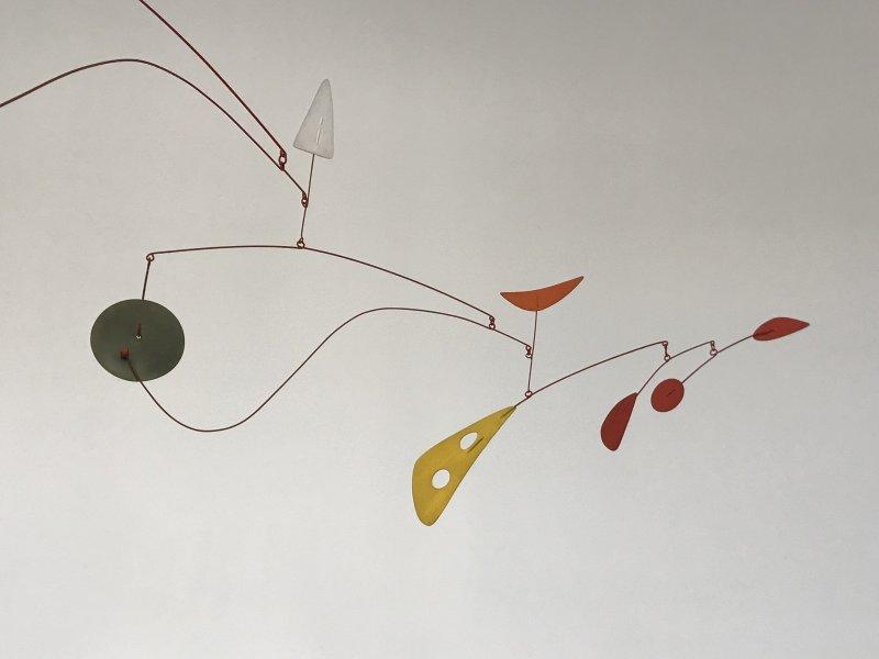 Vue de l'exposition Calder-Picasso, Musée Picasso, Paris (31)