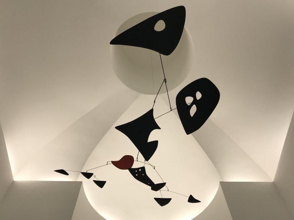 Vue de l'exposition Calder-Picasso, Musée Picasso, Paris (38)