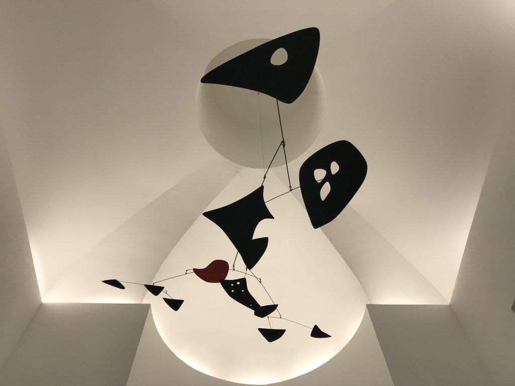 Vue de l'exposition Calder-Picasso, Musée Picasso, Paris (39)