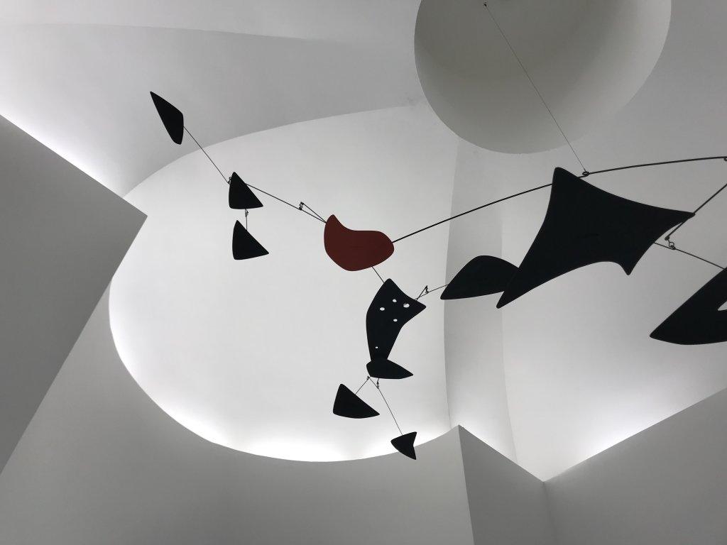 Vue de l'exposition Calder-Picasso, Musée Picasso, Paris (40)