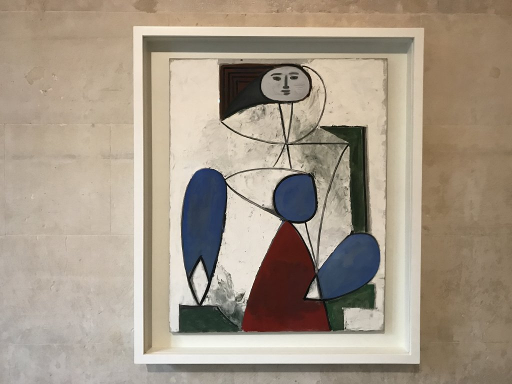 Vue de l'exposition Calder-Picasso, Musée Picasso, Paris (44)
