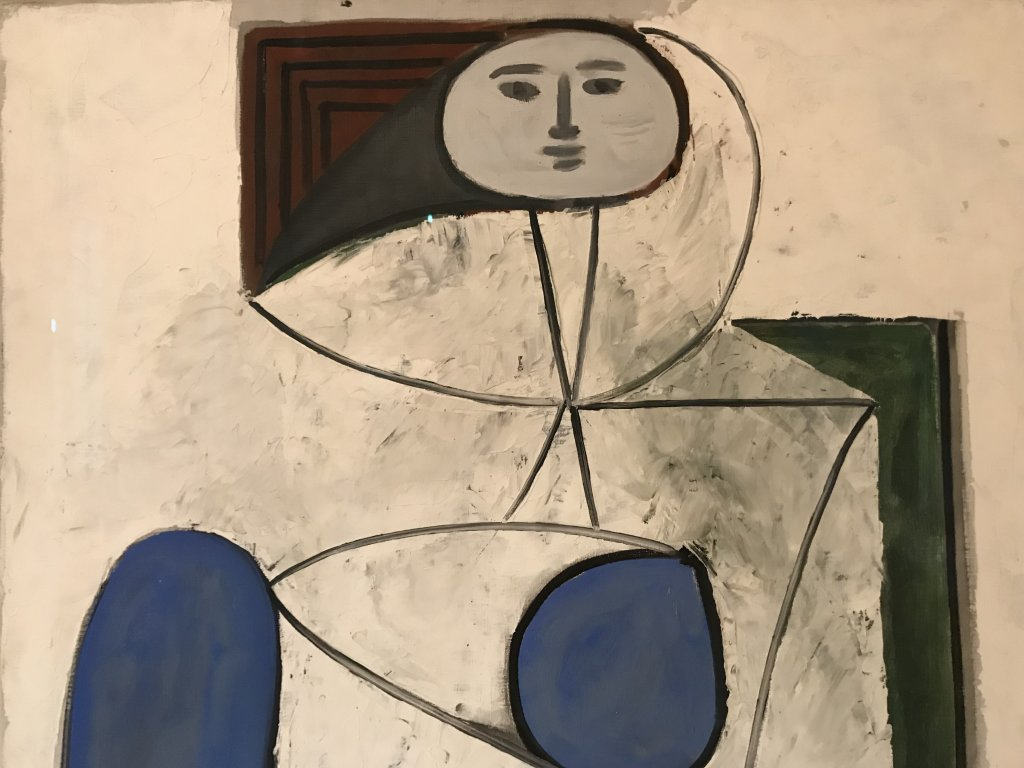 Vue de l'exposition Calder-Picasso, Musée Picasso, Paris (45)