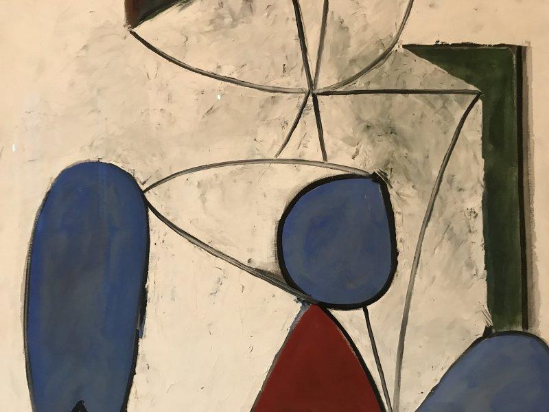 Vue de l'exposition Calder-Picasso, Musée Picasso, Paris (46)