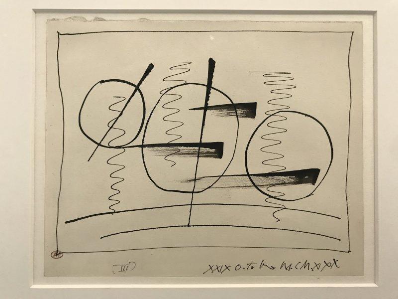 Vue de l'exposition Calder-Picasso, Musée Picasso, Paris (47)