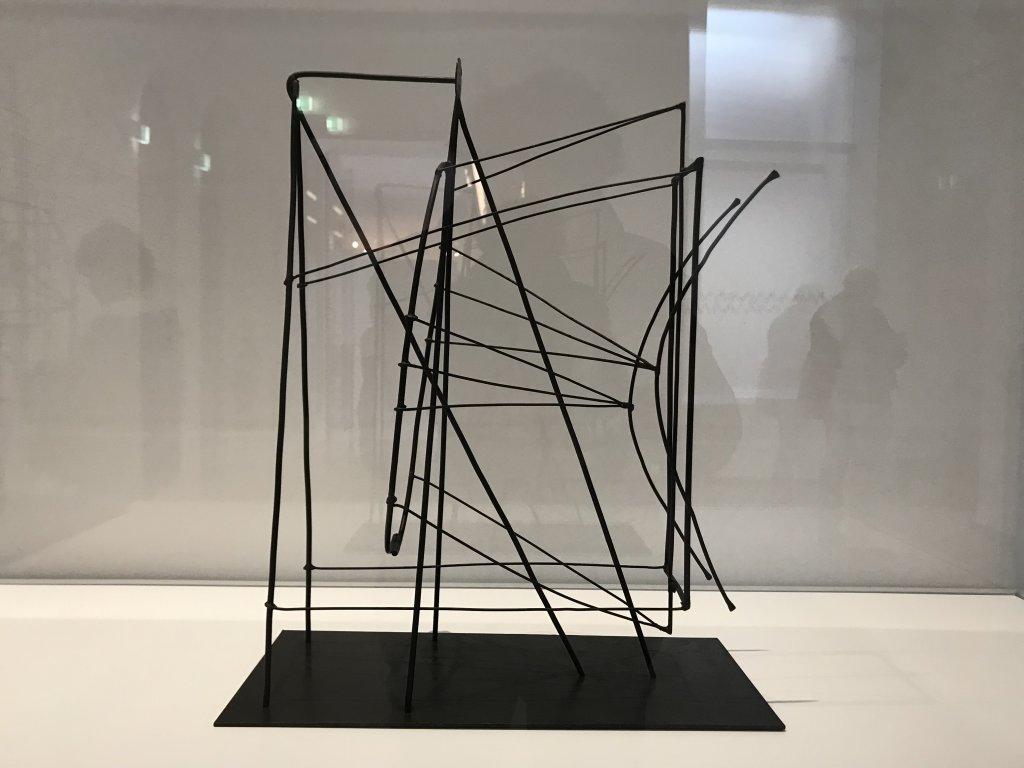 Vue de l'exposition Calder-Picasso, Musée Picasso, Paris (57)