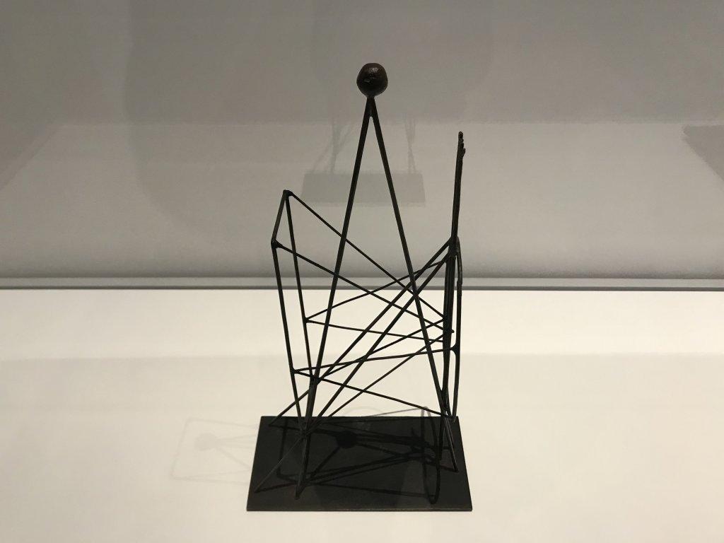 Vue de l'exposition Calder-Picasso, Musée Picasso, Paris (58)