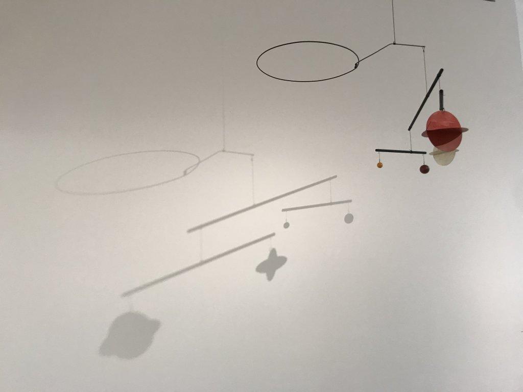Vue de l'exposition Calder-Picasso, Musée Picasso, Paris (59)