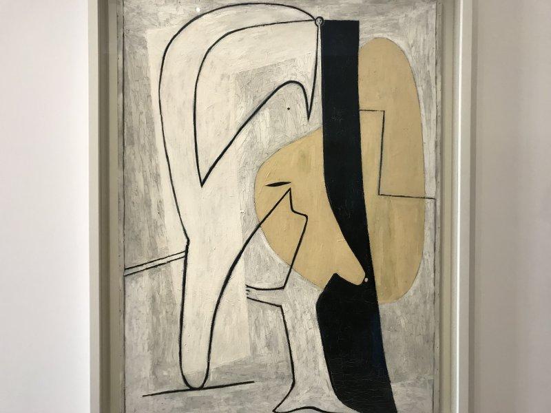 Vue de l'exposition Calder-Picasso, Musée Picasso, Paris (68)