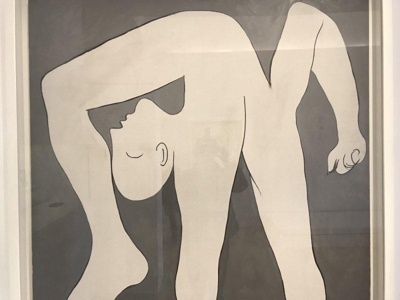 Vue de l'exposition Calder-Picasso, Musée Picasso, Paris (72)