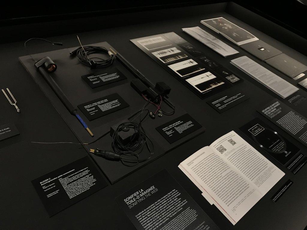 Vue de l'exposition carte blanche à Tomas Saraceno - Palais de Tokyo (28)
