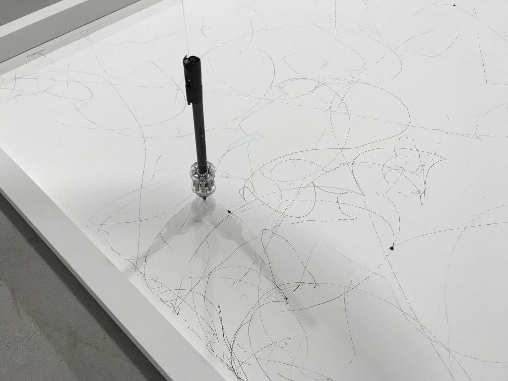 Vue de l'exposition carte blanche à Tomas Saraceno - Palais de Tokyo (36)