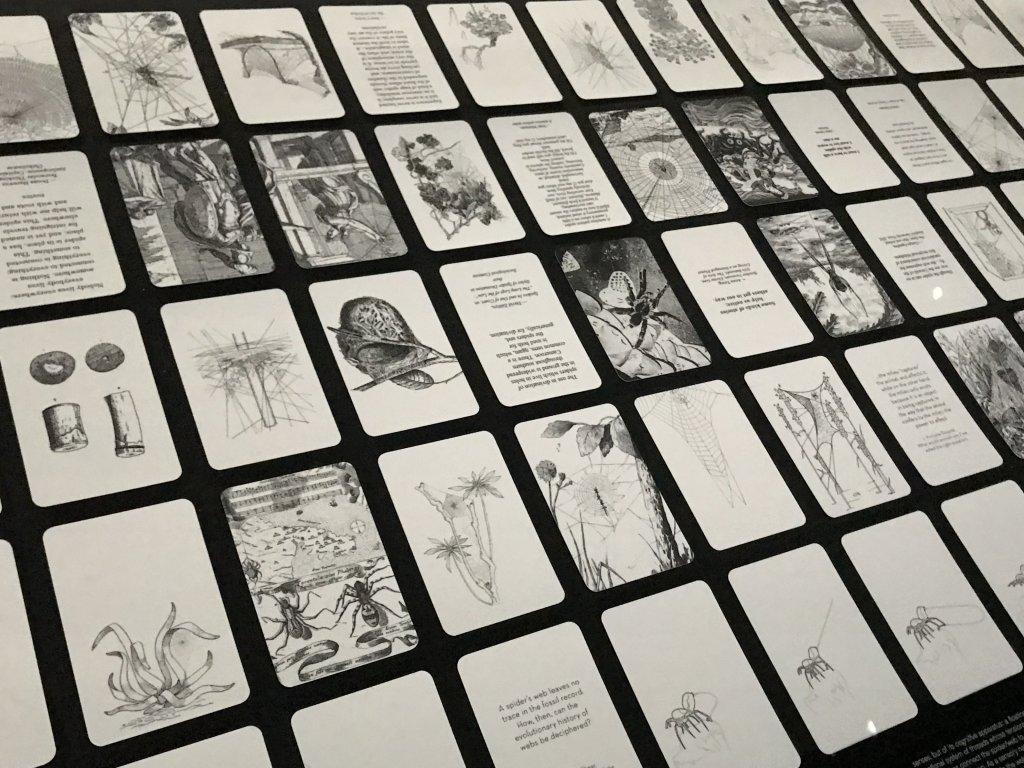 Vue de l'exposition carte blanche à Tomas Saraceno - Palais de Tokyo (42)
