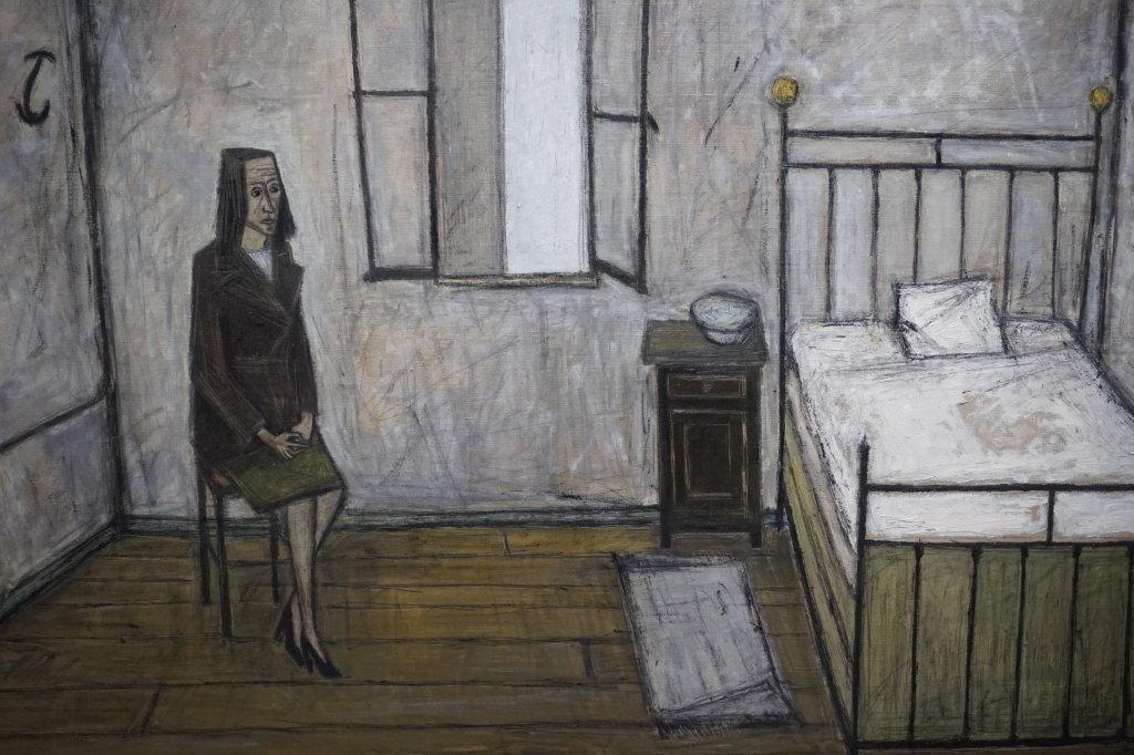 Vue de l'exposition Couty-Buffet au Musée Jean Couty (16)
