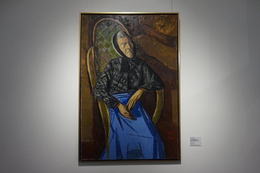 Vue de l'exposition Couty-Buffet au Musée Jean Couty (17)
