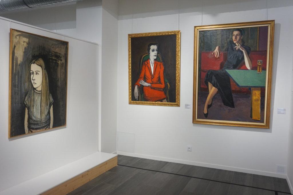 Vue de l'exposition Couty-Buffet au Musée Jean Couty (20)