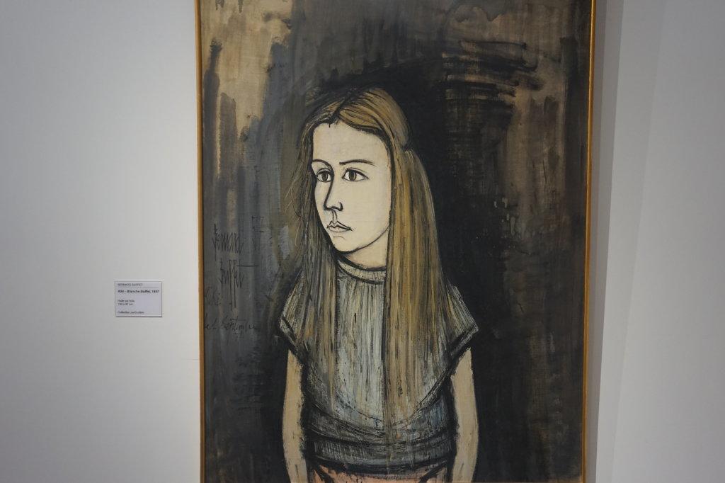 Vue de l'exposition Couty-Buffet au Musée Jean Couty (21)