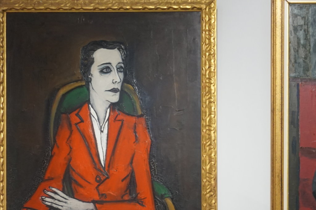 Vue de l'exposition Couty-Buffet au Musée Jean Couty (26)