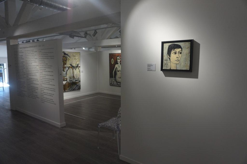 Vue de l'exposition Couty-Buffet au Musée Jean Couty (32)