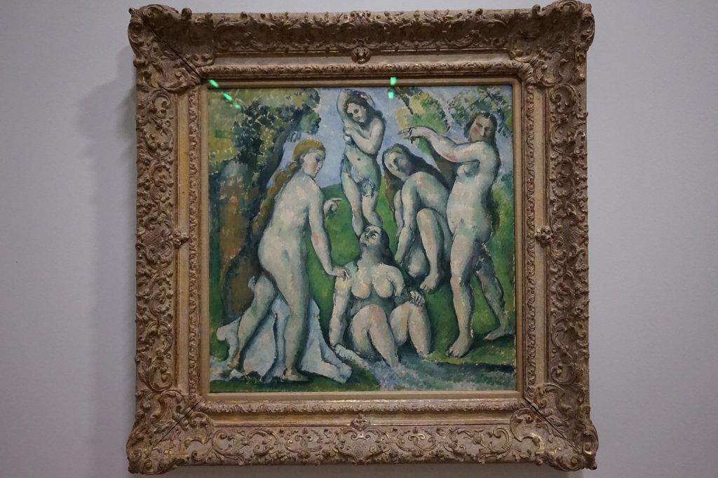 Vue de l'exposition Cubisme - Pompidou (1)