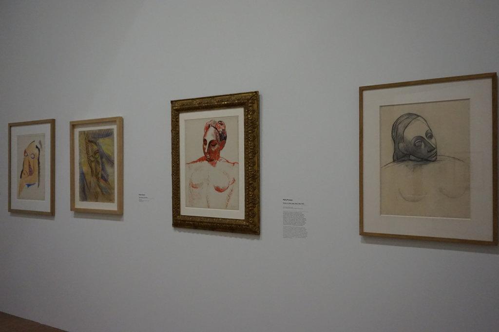 Vue de l'exposition Cubisme - Pompidou (10)