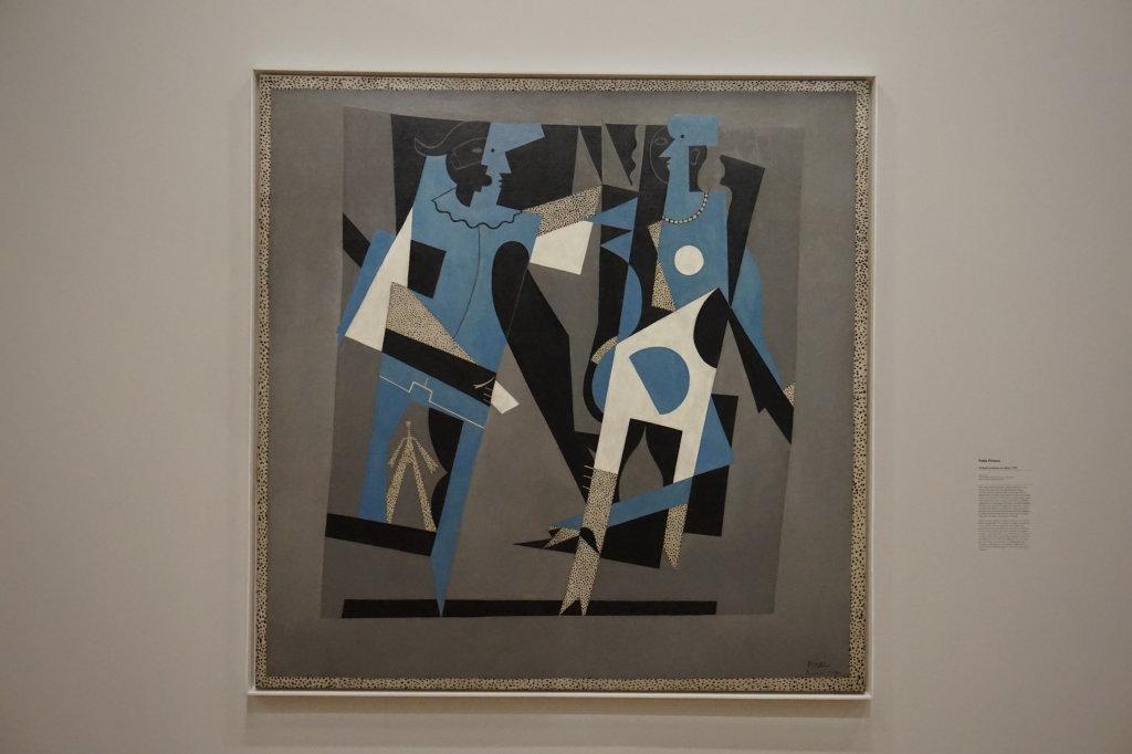 Vue de l'exposition Cubisme - Pompidou (117)