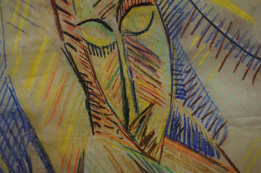 Vue de l'exposition Cubisme - Pompidou (12)