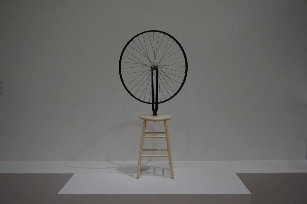 Vue de l'exposition Cubisme - Pompidou (122)