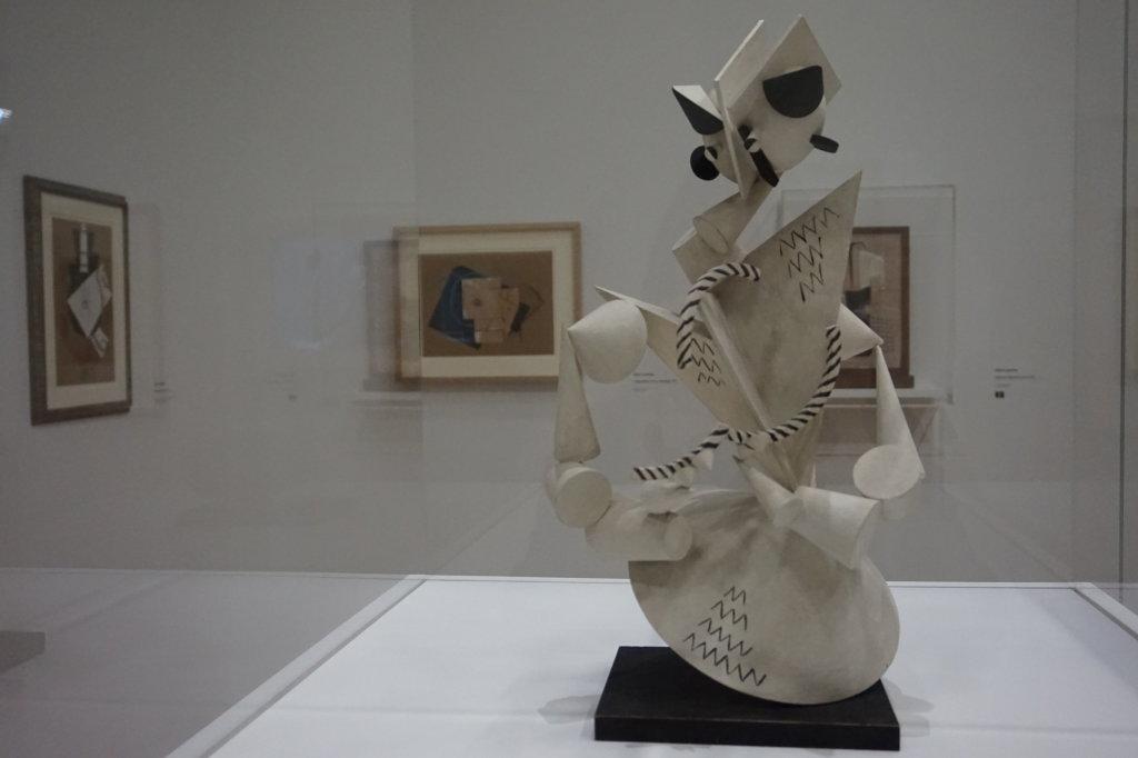 Vue de l'exposition Cubisme - Pompidou (131)