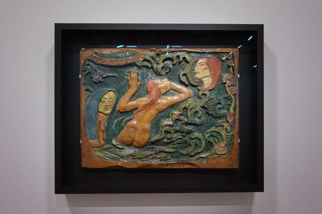Vue de l'exposition Cubisme - Pompidou (136)