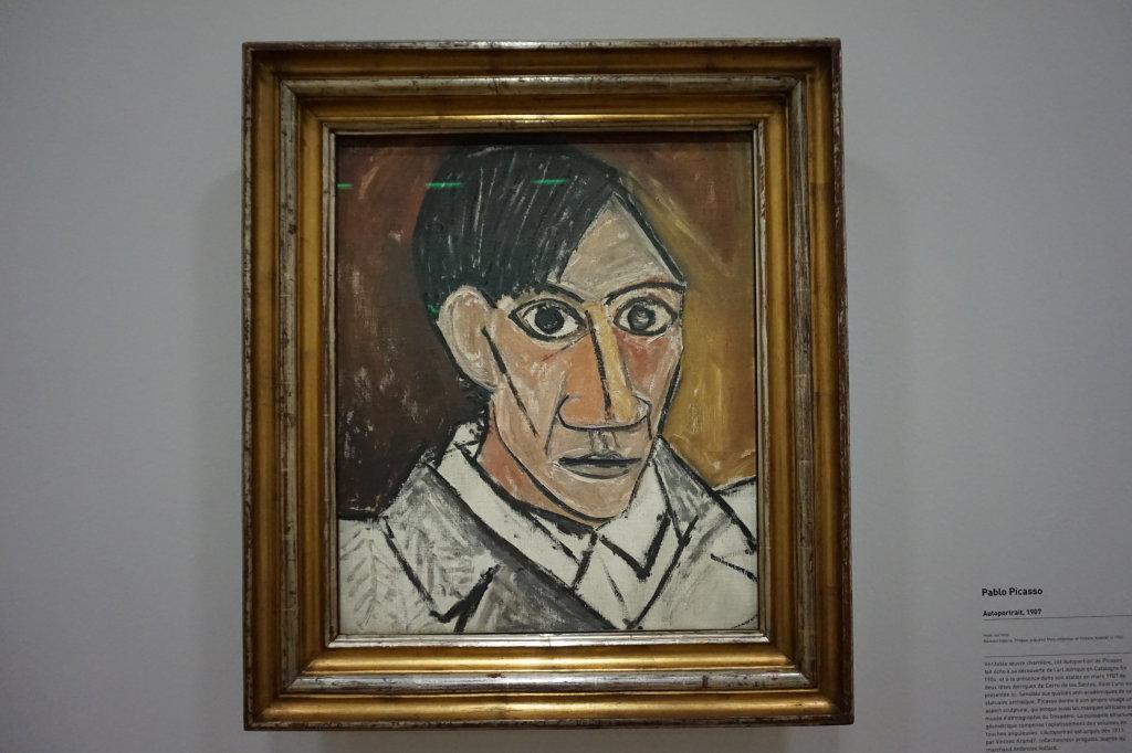 Vue de l'exposition Cubisme - Pompidou (15)