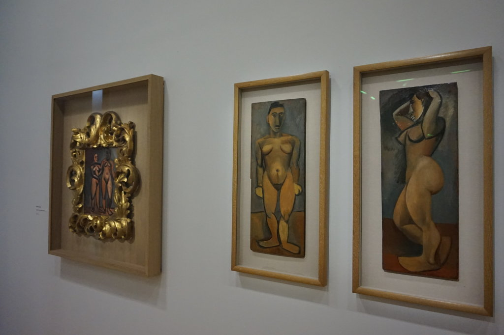 Vue de l'exposition Cubisme - Pompidou (16)