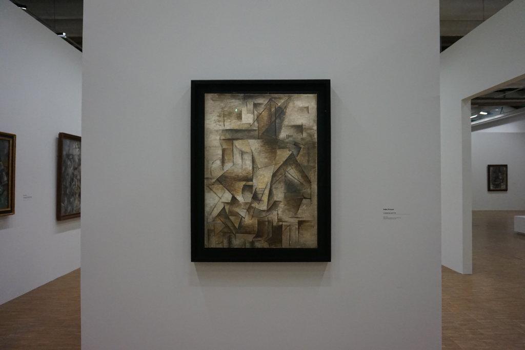 Vue de l'exposition Cubisme - Pompidou (27)