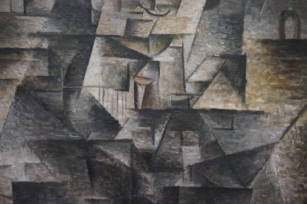 Vue de l'exposition Cubisme - Pompidou (34)