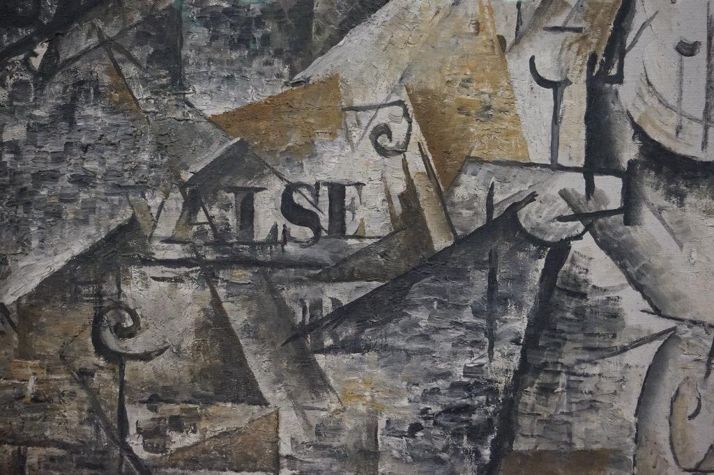 Vue de l'exposition Cubisme - Pompidou (38)
