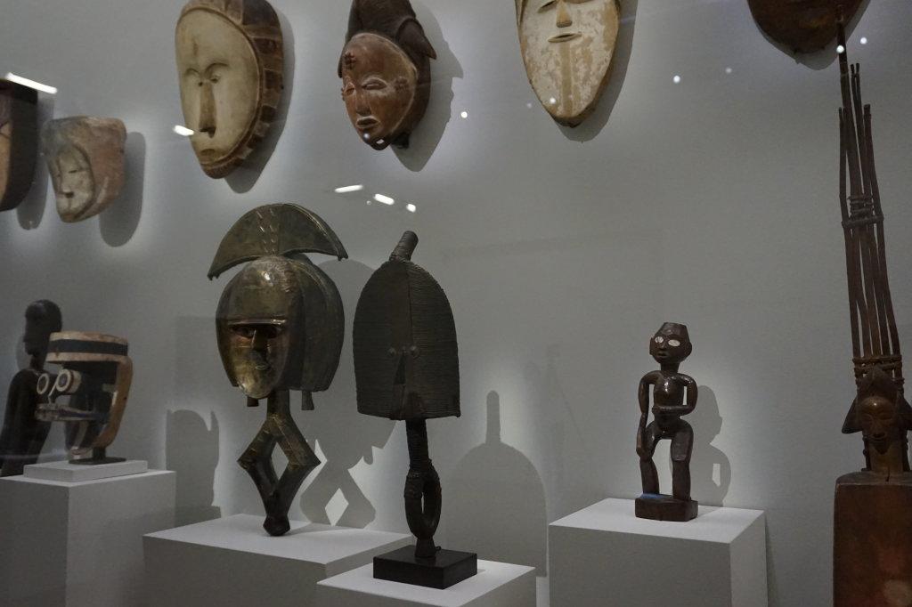 Vue de l'exposition Cubisme - Pompidou (4)