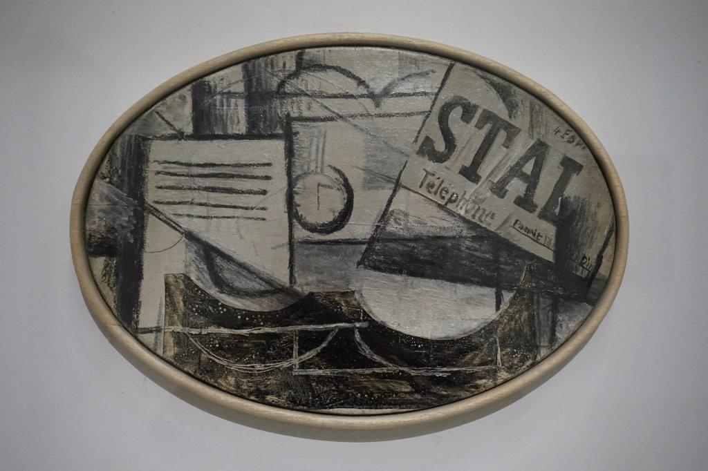 Vue de l'exposition Cubisme - Pompidou (46)