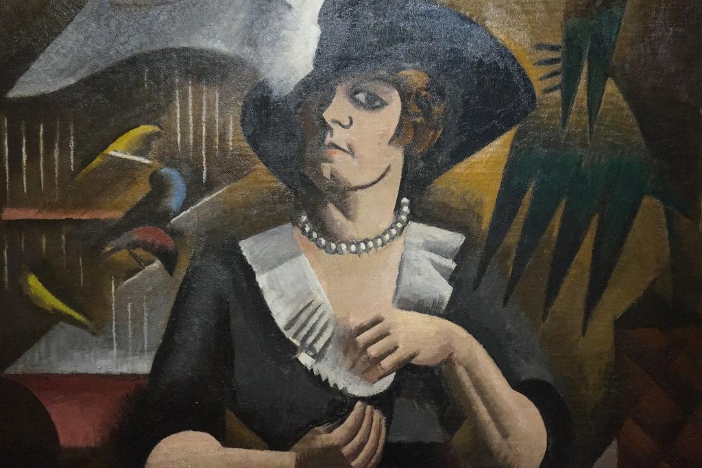 Vue de l'exposition Cubisme - Pompidou (49)