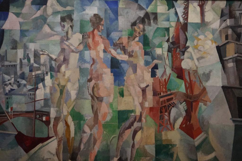 Vue de l'exposition Cubisme - Pompidou (56)