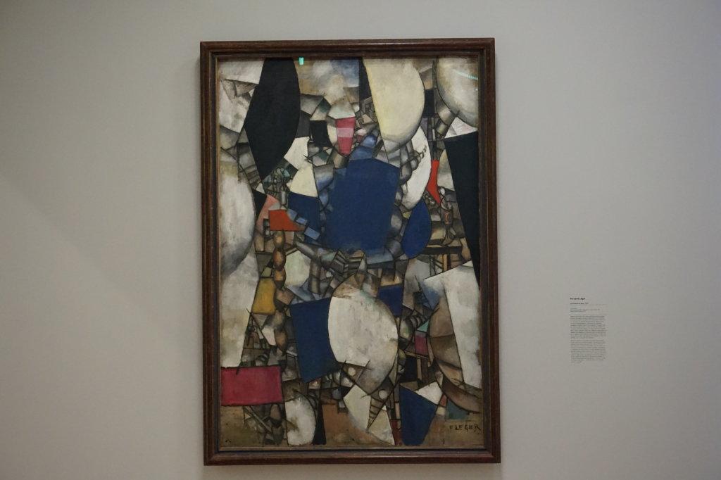 Vue de l'exposition Cubisme - Pompidou (64)