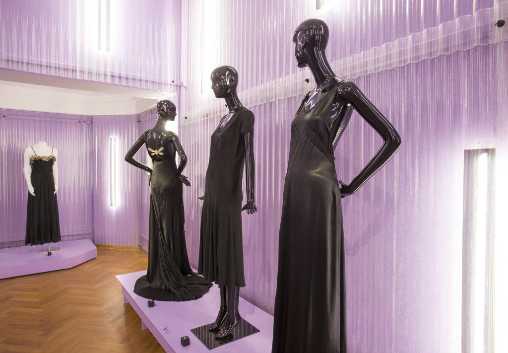 Vue de l'exposition Femmes Fatales - Gemeentemuseum La Haye (11)