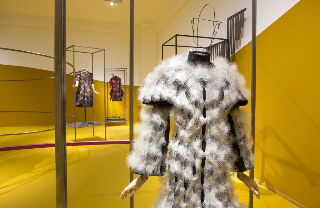 Vue de l'exposition Femmes Fatales - Gemeentemuseum La Haye (14)