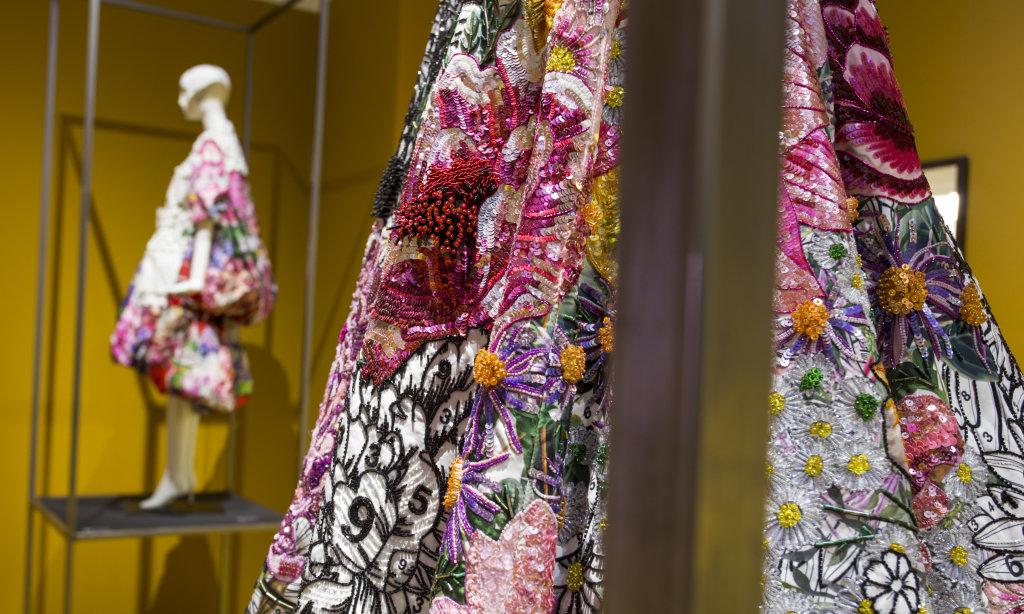 Vue de l'exposition Femmes Fatales - Gemeentemuseum La Haye (15)
